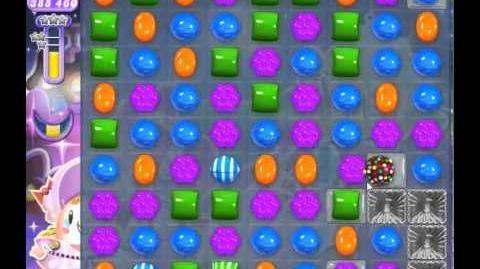 Candy Crush Saga Dreamworld Level 468 (Traumwelt)