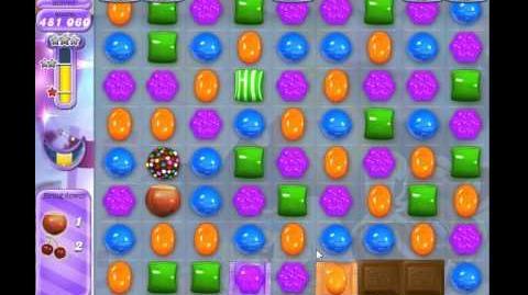 Candy Crush Saga Dreamworld Level 500(No booster,3 Stars)