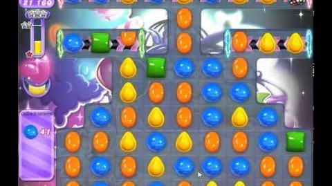 Candy Crush Saga Dreamworld Level 583 (Traumwelt)