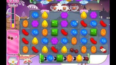 Candy Crush Saga Level 1400