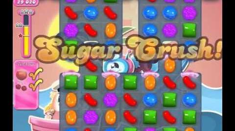 Candy Crush Saga Level 1550
