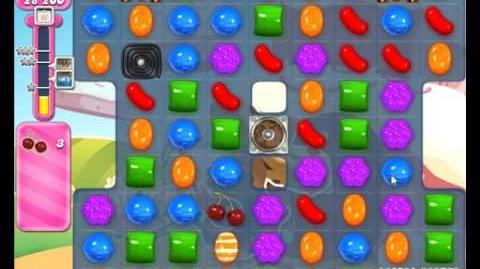 Candy Crush Saga Level 1651 Hard Level NO BOOSTER (2nd Version)
