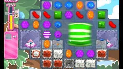 Candy Crush Saga Level 1684 NO BOOSTER