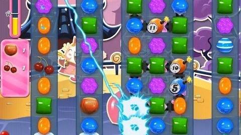 Candy Crush Saga Level 1779 NEW【Hard Level】NO BOOSTER