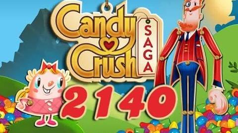 Candy Crush Saga Level 2140