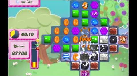 Candy Crush Saga Level 2793 NO BOOSTERS (new version)