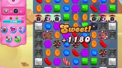 Candy Crush Saga Level 3025 NO BOOSTERS