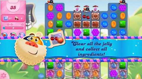 Candy Crush Saga Level 3161 NO BOOSTERS