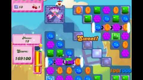 Candy Crush Saga level 2692 720HD No booster Add me on facebook