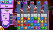 Level 263 dreamworld mobile new colour scheme (before candies settle)