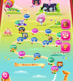 Sugary Shire HTML5