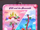 Tiffi and the Beanstalk