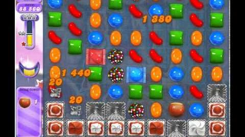 Candy Crush Saga Dreamworld Level 287 (3 star, No boosters)