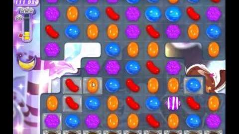 Candy Crush Saga Dreamworld Level 496 (Traumwelt)