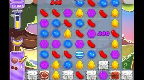 Candy Crush Saga Dreamworld Level 661 (No booster)