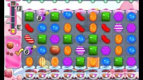 Candy Crush Saga LEVEL 1503 new version (15 moves)