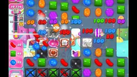 Candy Crush Saga Level 1039 ( No Toffee Tornado ) No Boosters 2 Stars
