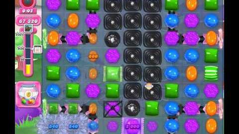 Candy Crush Saga Level 1955 ( New with 4 Candy Colours ) No Boosters 1 Star