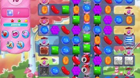 Candy Crush Saga Level 3183 NO BOOSTERS (second version)
