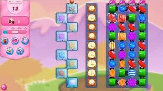 Candy Crush Saga Level 4896 NO BOOSTERS