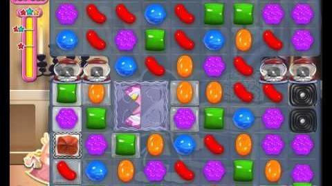 Candy Crush Saga Level 520