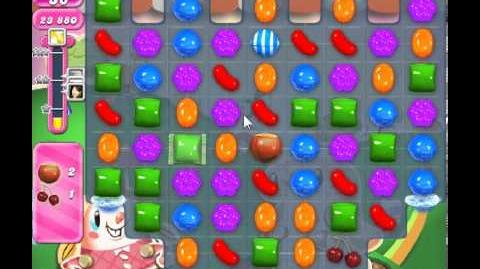 Candy Crush Saga Level 78 - 3 Star - no boosters