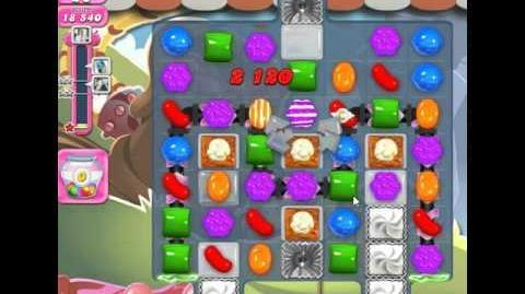 Candy crush saga level 1048 No booster, 3 Stars