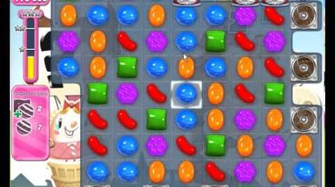 Candy crush saga level 699 No booster used!