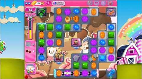 Candy Crush Saga - Level 2720 - No boosters ☆☆☆