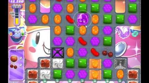 Candy Crush Saga Dreamworld Level 620 (Traumwelt)