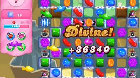 Candy Crush Friends Group Level 2911 NO BOOSTERS 2Stars