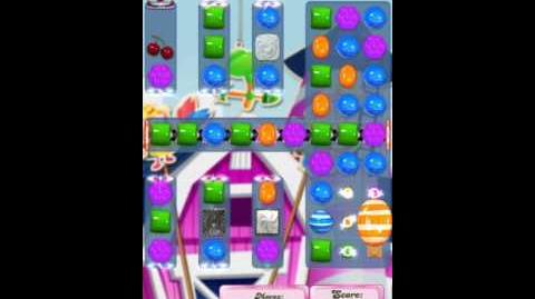 Candy Crush Level 1884 (3rd version, 25 moves)