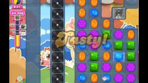 Candy Crush Saga Level 1694 ( New with 60 Seconds ) No Boosters 1 Star