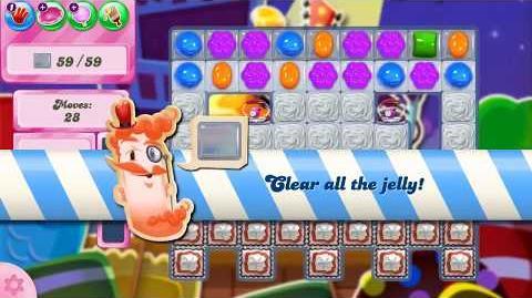 Candy Crush Saga Level 2532