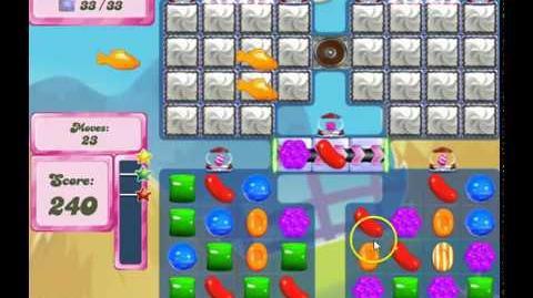 Candy Crush Saga Level 2700