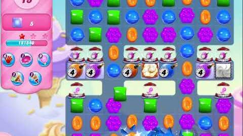 Candy Crush Saga Level 2926 NO BOOSTERS (fourth version)