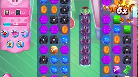 Candy Crush Saga Level 2992 NO BOOSTERS (fourth version)