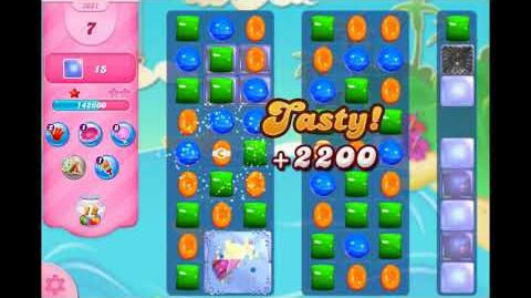Candy Crush Saga - Level 3081 - No boosters ☆☆☆