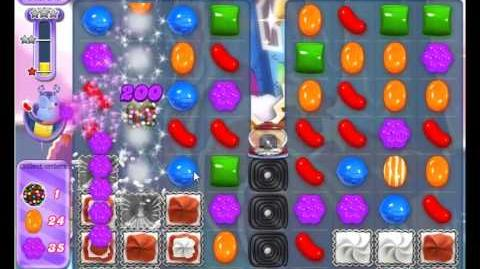 Candy Crush Saga Dreamworld Level 289 (Traumwelt)