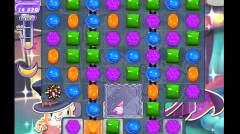 Candy Crush Saga Dreamworld Level 550 (No booster, 3 Stars)