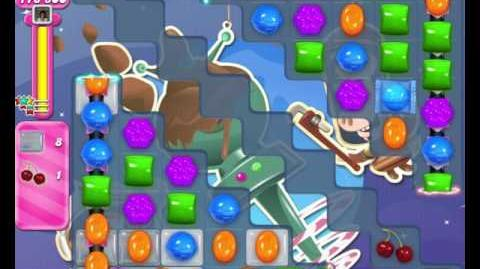Candy Crush Saga LEVEL 2387 NO BOOSTERS