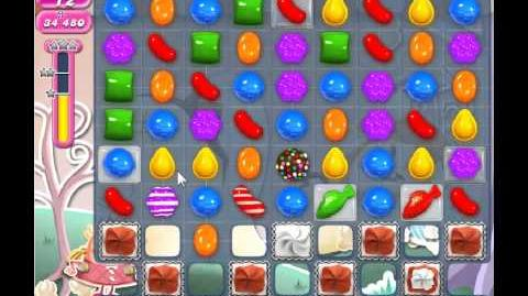 Candy Crush Saga Level 342 - 2 Star - no boosters