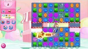 Candy Crush Saga - Level 4384 - No boosters ☆☆☆