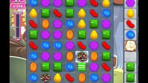 Candy Crush Saga Level 1046 (No booster)