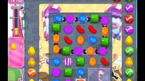 Candy Crush Saga Level 1258