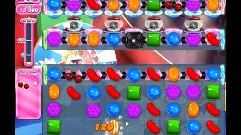 Candy Crush Saga Level 1383 No Boosters