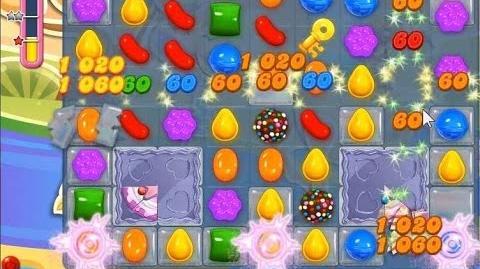 Candy Crush Saga Level 1551 NO BOOSTER