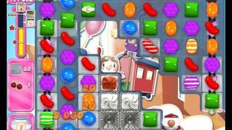 Candy Crush Saga Level 1711 Hard Level NO BOOSTER (3rd Version)