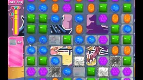 Candy Crush Saga Level 1777 - NO BOOSTERS