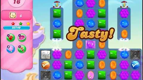 Candy Crush Friends Group Level 2828 NO BOOSTERS 3Stars Update 281017